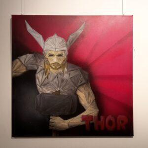 Thor By Metraeda