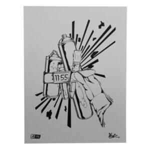 AXIT Print Strassenkunst