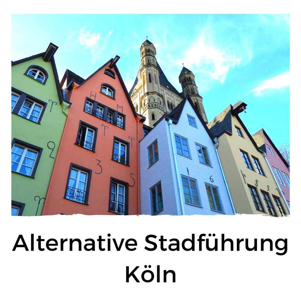 Kostenlose Sradrführung Köln