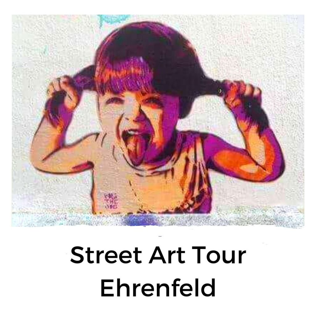 Street Art Tour Cologne