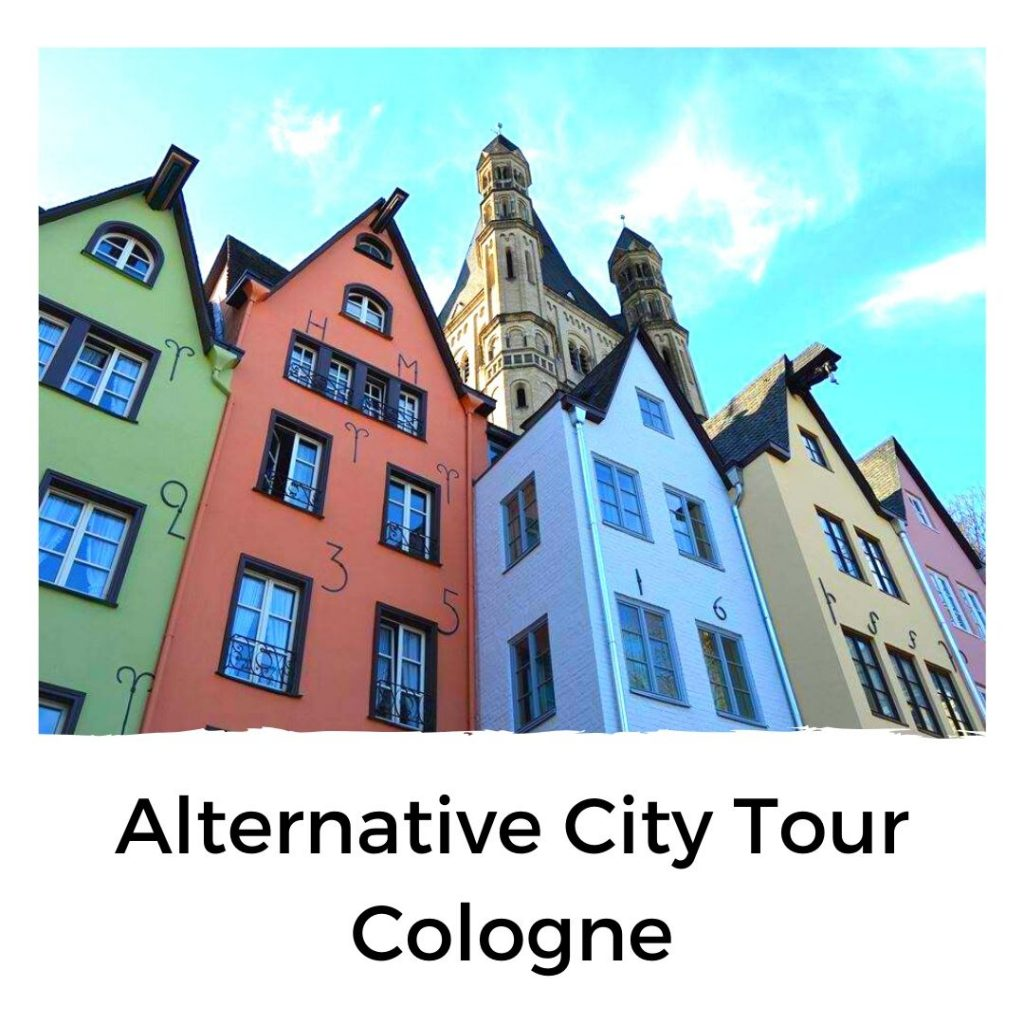 Alternative Free Walking Tour Cologne
