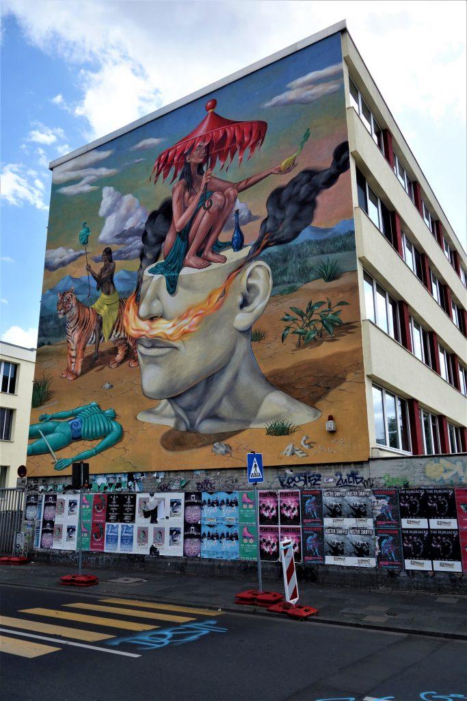 AEC Interesni Kazki in Köln