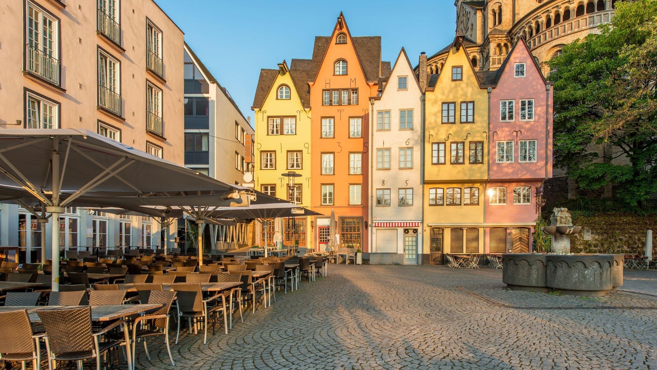 Digitale Stadtführung Köln Cologne
