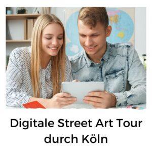 Öffentliche Digitale Street Art Tour (20.04.2021/ 17:30)
