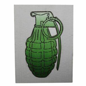 Hand Granade (Green) By Xxxhibition