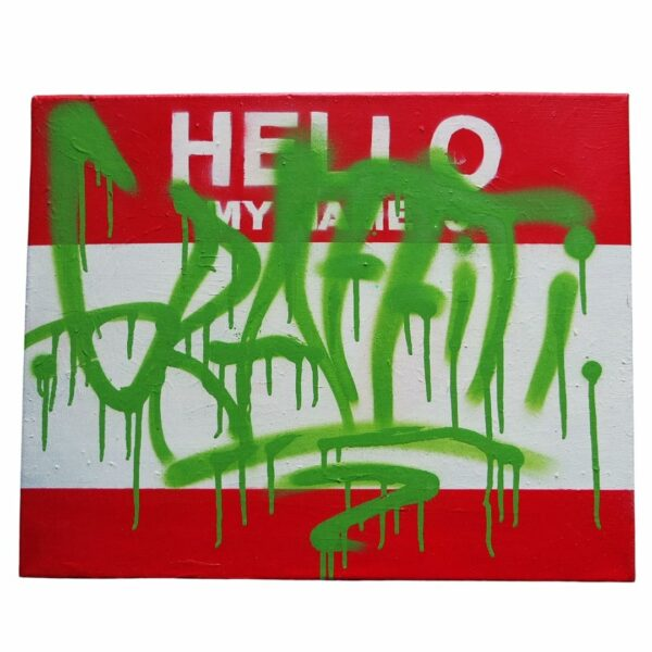 Hello my name is by Huami