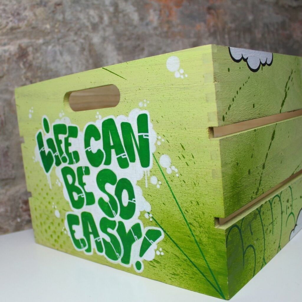 Hero Box Green Life