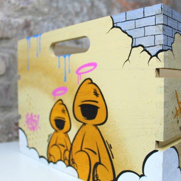 Hero Box Hoody