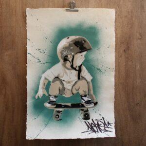 Skaterboy By Hero
