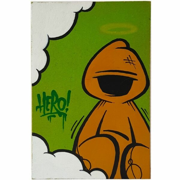 Hero Garden Hoody Street Art Cologne