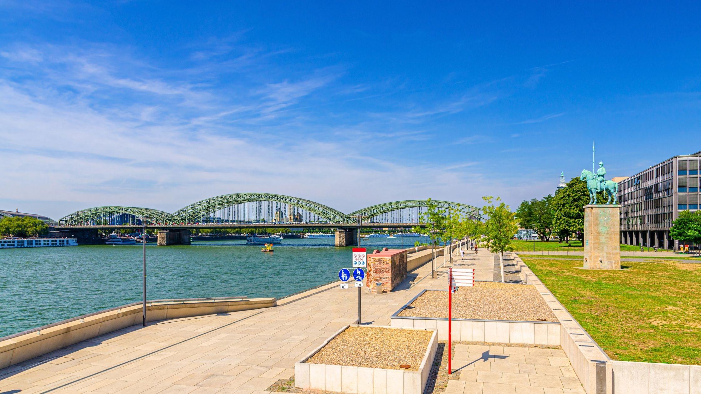 Köln Deutz Stadtführung Ceedel