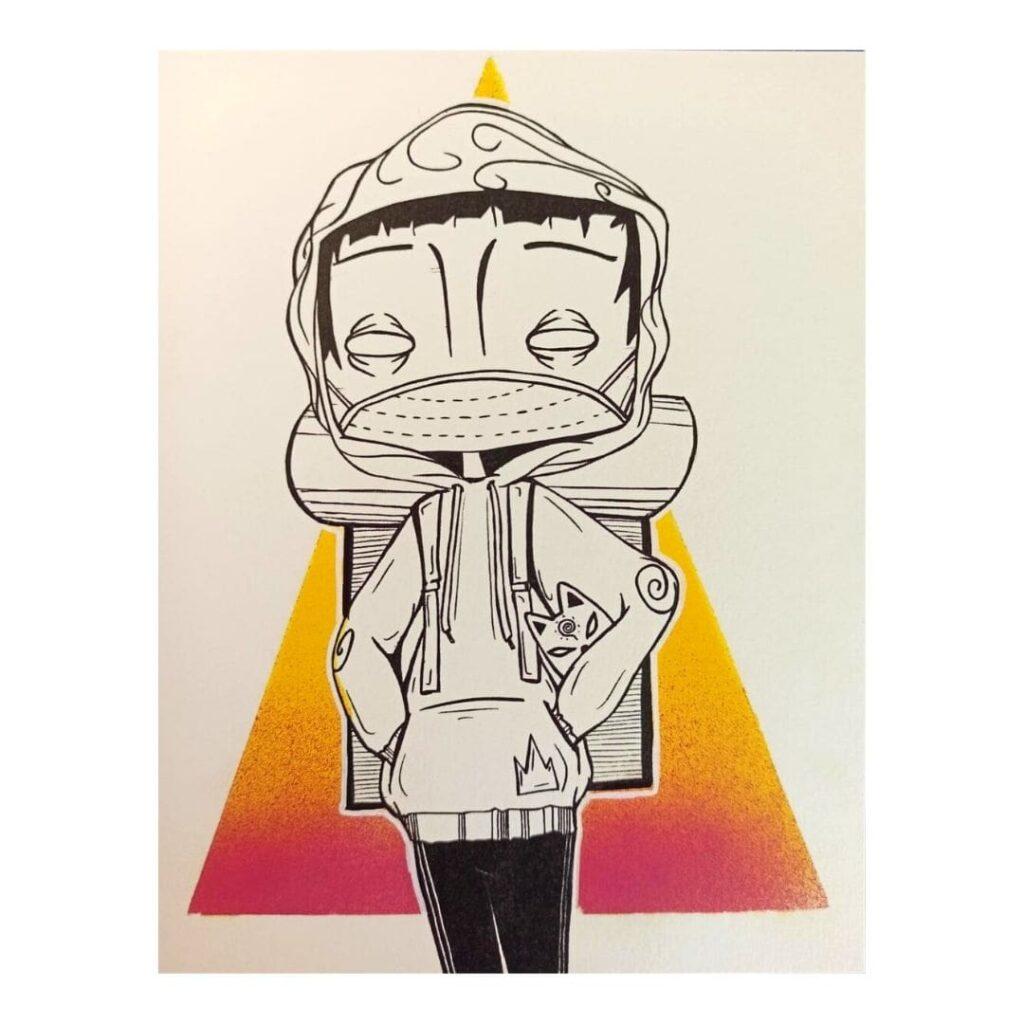 Kunstauktion Flutkatastrophe Marshal Arts Lockdown Art