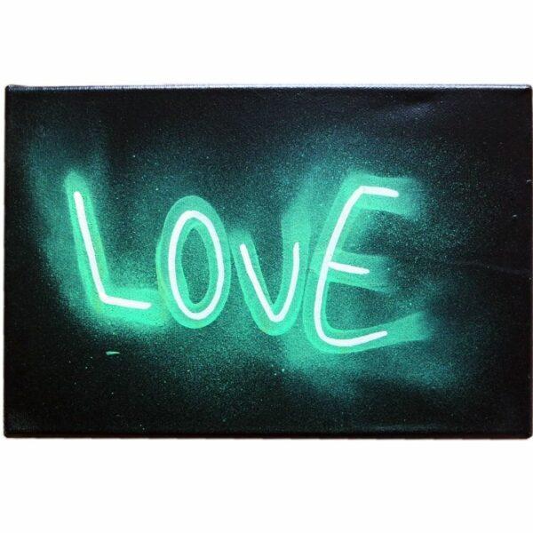 Love by Huami Street Art