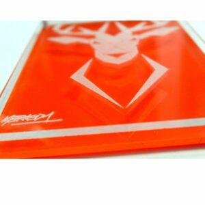 Metraeda Hirsch Orange