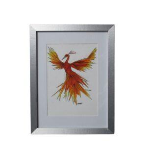 Phoenix By Metraeda