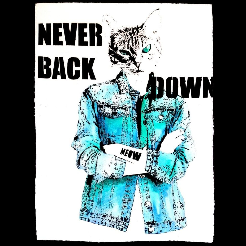 Never Back Down MOW