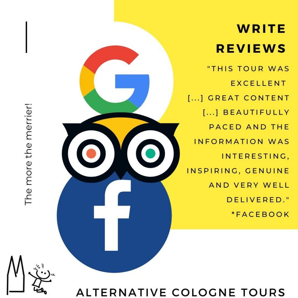 Review Alternative Cologne Tours