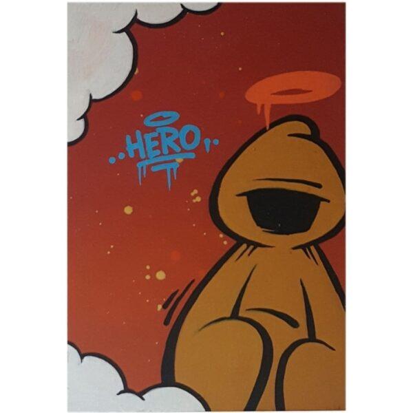 Street Art Cologne Hero Hoody
