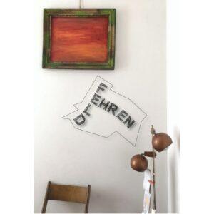 EHRENFELD (schwarz) By Mutabel