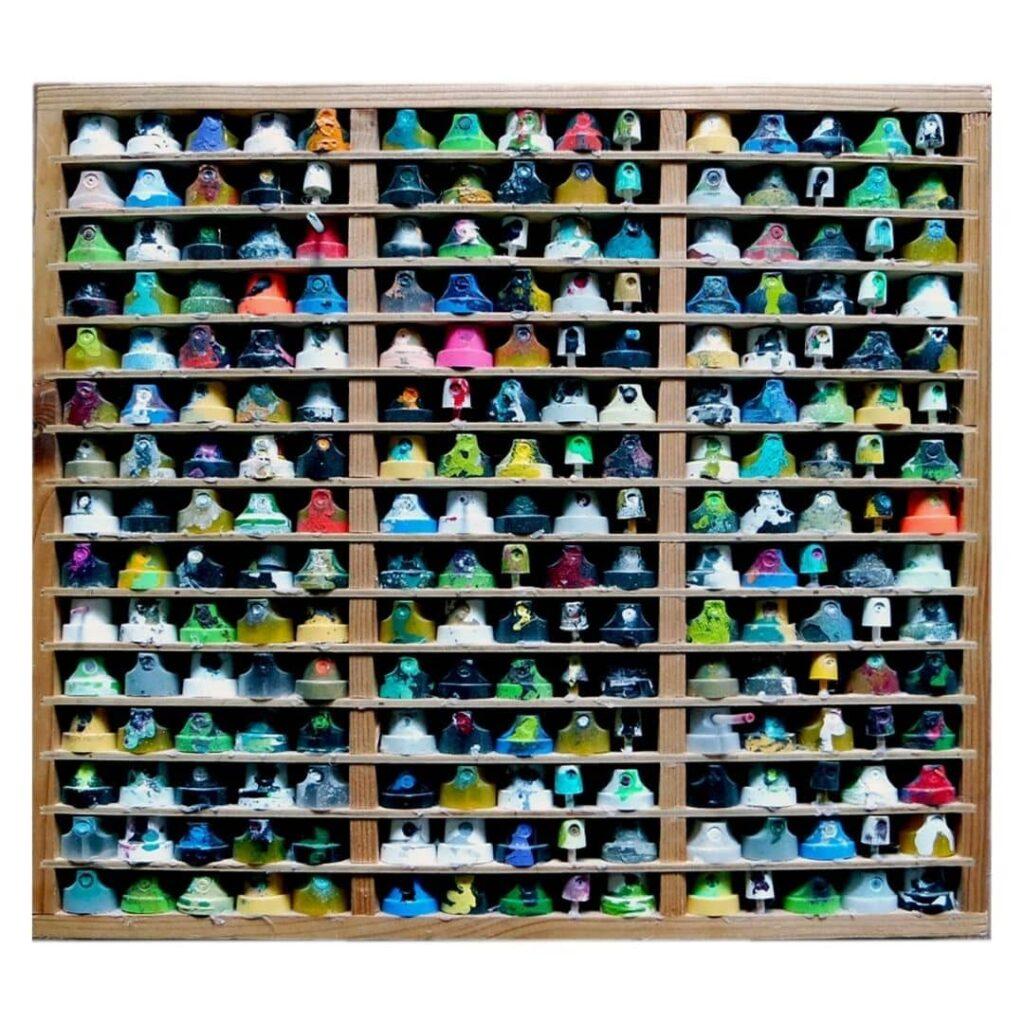 Street Art Huami Caps