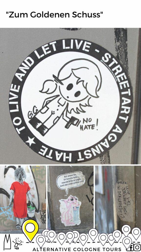 Street Art Köln Tour
