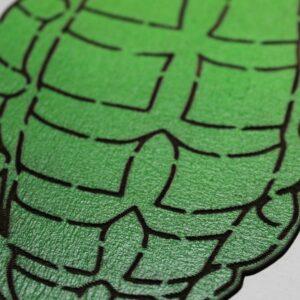 Hand Granade Green Xxxhibition