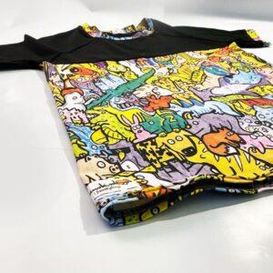 Rubinski_art Tierhaufen Shirt